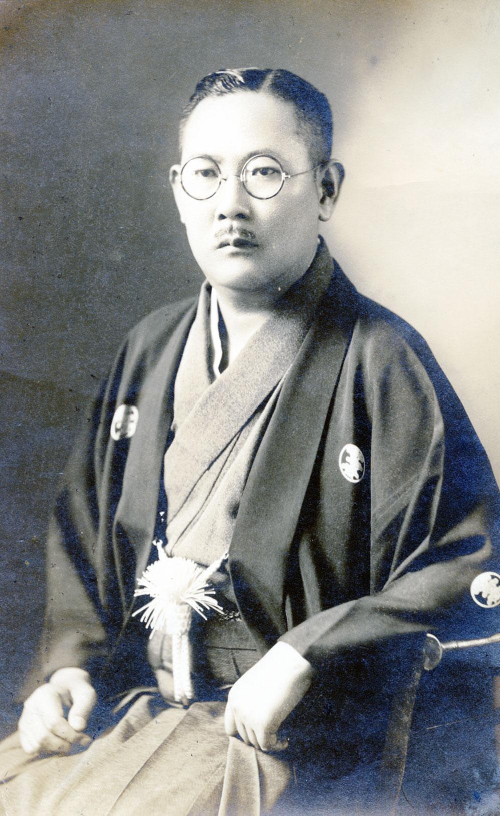 松岡清次郎