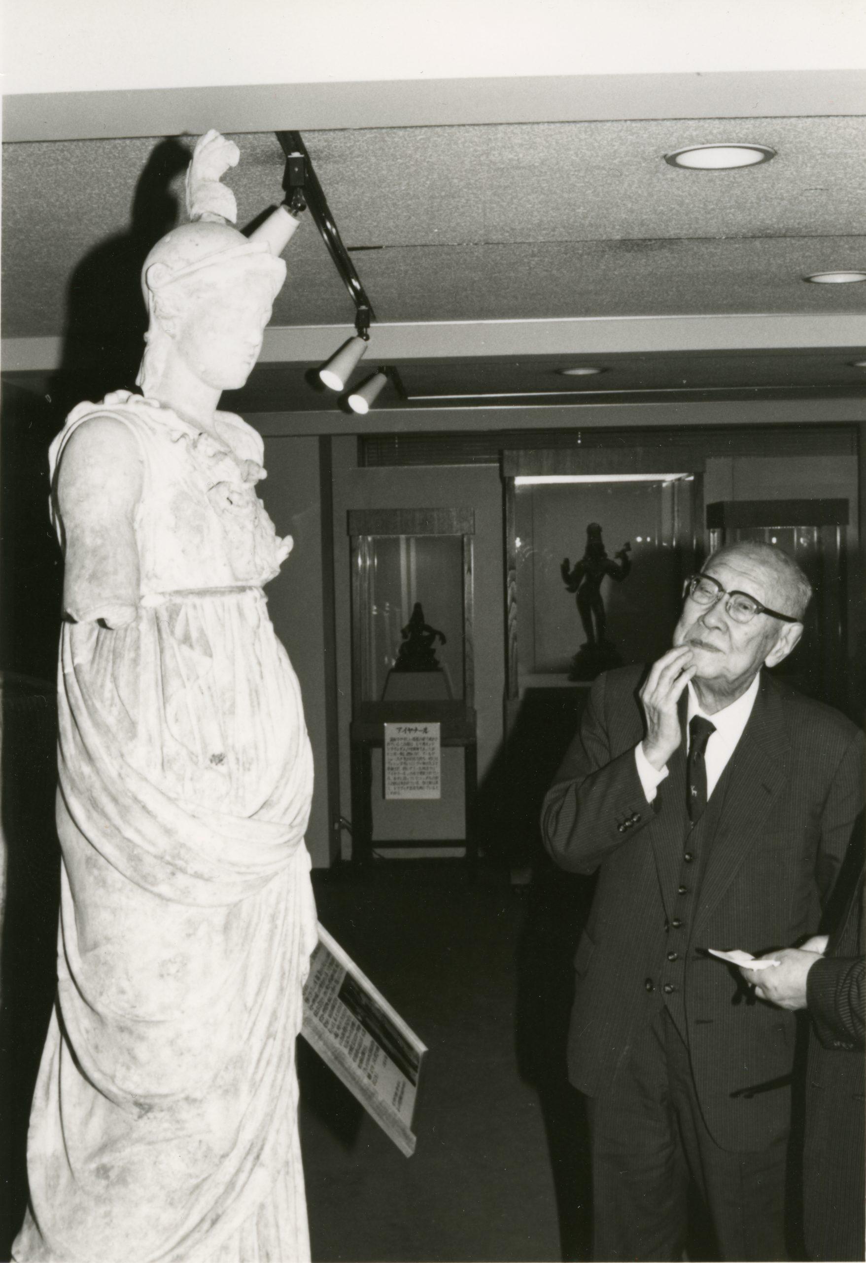 松岡清次郎 1894-1989