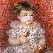 リュシアン・ドーデの肖像